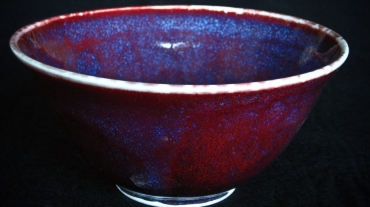 flambe-porcelain-bowl